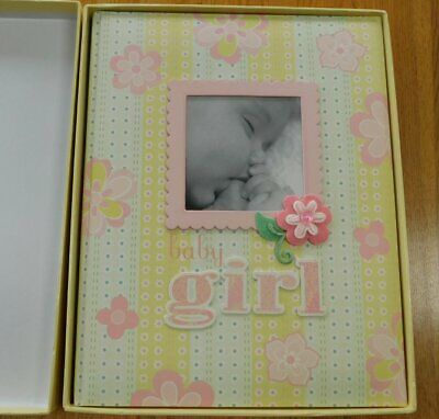 C.R. Gibson ANNA GRIFFIN Baby Record Album/Book NEW~Lulu~Baby GIRL
