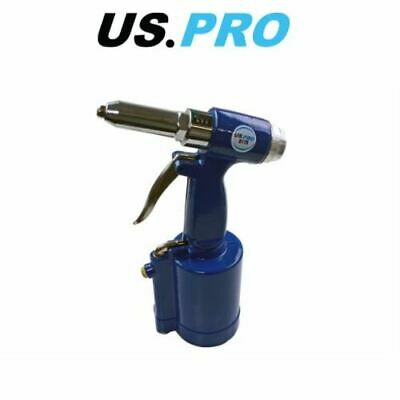 US PRO Professional Air Hydraulic Rivet Gun Pop Riveter Power Tool 8170