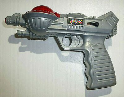 Kreative Merchandise Electronic Space Gun Toy Vintage 1987 Weltraum Kanone Sound