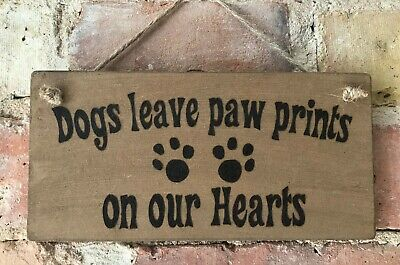 ** Handmade Cat Sign Plaque In An Oak Stain Finish **
