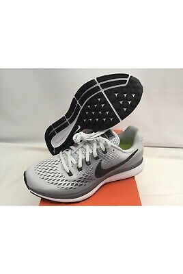 727b425810ac8 Nike Womens Air Zoom Pegasus 34 Pure Platinum Anthracite Running Shoes Size  6