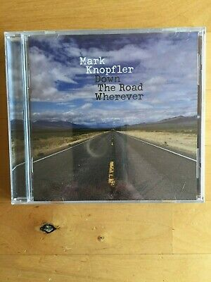 Mark Knopfler - Down The Road Wherever Cd **new & Sealed** W/cracked Jewel Case