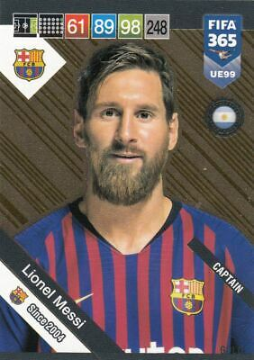Panini Fifa 365 2019 Adrenalyn XL Update Edition Fans Captain Winter Auswahl