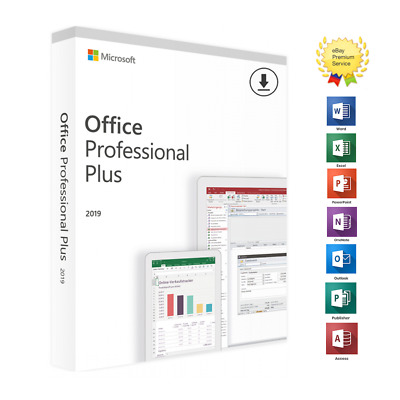 Office Professional Plus 2019 for Windows