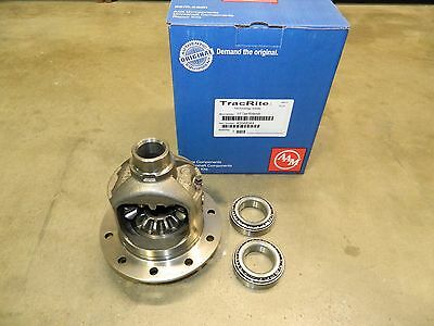 Carrier With Bearings Chevy Silverado 1500 Gm 10 Bolt 8.6 Oem Aam  1999 And Up