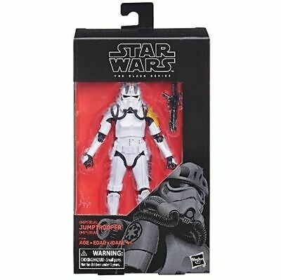 "Star Wars Black Series Exclusive 6"" jump Trooper Jumptrooper NEW"