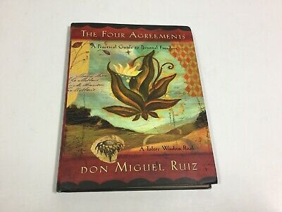 The Four Agreements : A Practical Guide to Personal Freedom by Janet Mills...