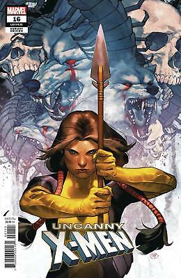 Uncanny X-Men 16 Putri Character variant STOCK PHOTO Marvel NM 2019 01631