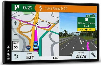 Garmin DriveSmart 61 NA LMT-S with Lifetime Maps/Traffic, Live Parking,