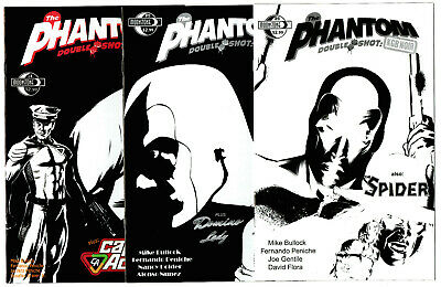 Phantom Double Shot: KGB Noir #1-6 (2010) Moonstone VF/NM to NM Complete Set