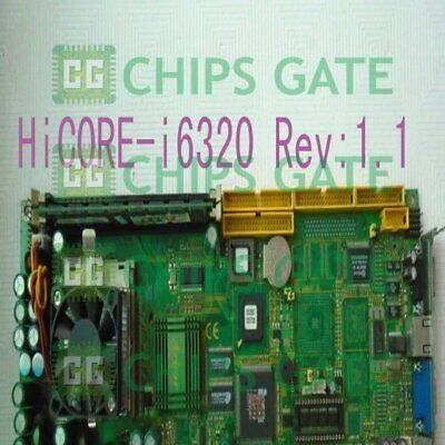 1PCS USED ARBOR hicore-i6320 REV: 1.1 Tested in Good Condition Fast Ship