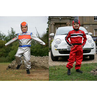 Amscan Astronaut/Racing Driver 2 in 1 Costume - Age 3-5 Years