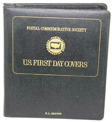 Postal Commemorative Society US First Day Covers & Fifty State Flags Stamp Sets