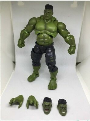 S.H Figuarts Marvel Bandai Avengers Infinity War Hulk New Sealed Mint Banner