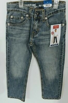 LEVI  Strauss Signature Boys Relaxed Jeans  S61