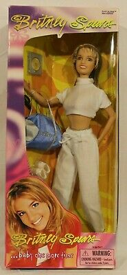 """1999-2000 Play Along, Britney Spears """"Baby One More Time"""" Doll, NIB"""