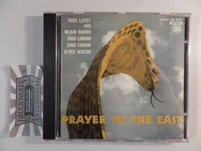 Prayer to the East [Audio-CD]. Lateef, Yusef: