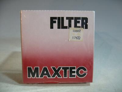Maxtec 40.5MM Skylight 1A Filter In Original Packaging /& Jeweled Case