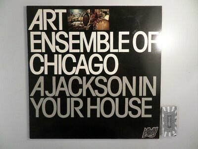 A Jackson In Your House [Vinyl, LP, AFF9]. The Art Ensemble Of Chicago: