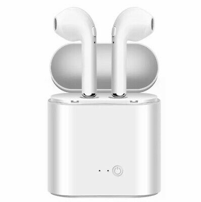 0a9ff29d156 Wireless Bluetooth In Ear Headphone i7s For Airpods Apple iPhone 6 7 X  Andriod
