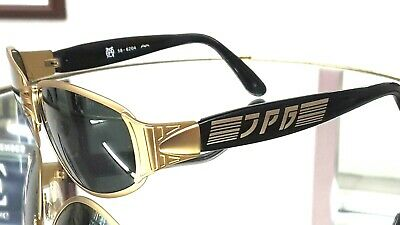 6ca46a65b607 JEAN PAUL GAULTIER JPG 58-6204 Vintage Sunglasses Extremely Rare NEW ...
