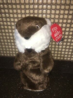 1eaa9b5bb67 CADDYSHACK GOPHER GOLF Club Headcover for 460cc Driver