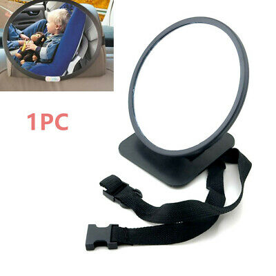 1PC Car Seat Rear View Mirror Facing Back Infant Kids Child Toddler Ward Safety