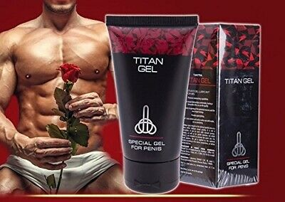 Titan Gel Nuovo 50 Ml Original Super Sconto 70%...xtrasize Vigrax Member Super