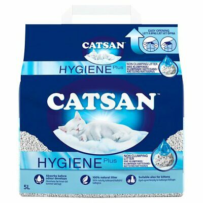 Catsan Cat Litter 5Ltr x 1 (3 Pack)