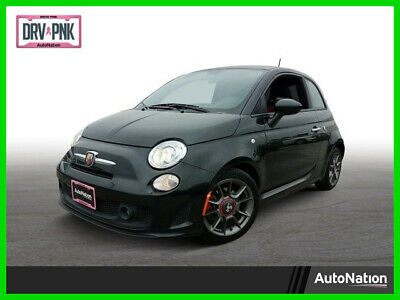 2013 Fiat 500 Abarth 2013 Abarth Used Turbo 1.4L I4 16V Automatic Front Wheel Drive Hatchback Premium