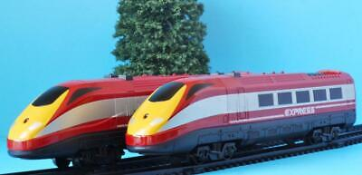HORNBY JUNIOR LOCOS POWER & DUMMY from EXPRESS TRAIN SET R1215 OO/HO SUIT JOUEF