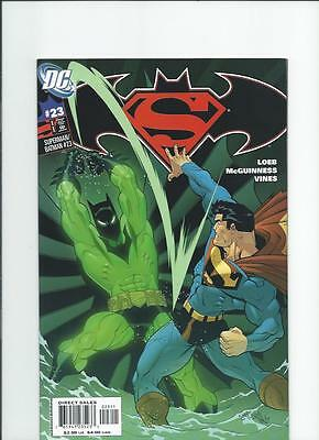 DC Comics Superman Batman 23 NM-/M 2003