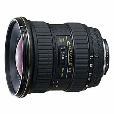 Near Mint! Tokina AT-X 12-24mm f/4 Pro DX for Canon - 1 year warranty