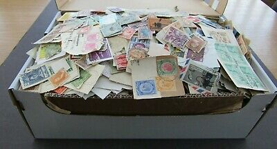 Extensive Collection Of Vintage To Modern Stamps On/off Paper - Mint/used In Box
