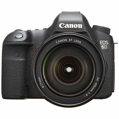 Near Mint! Canon EOS 6D with EF 24-105mm f/4L IS USM - 1 year warranty