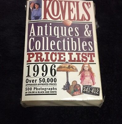 Kovel's Antiques & Collectibles Price List  Paperback