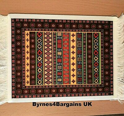 mouse mat desktop laptop mouse pad Persian rug non slip UK seller #D2