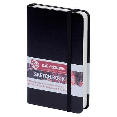 Talens Art Creation Hardback Sketch Book 140gsm 9 x 14 cm