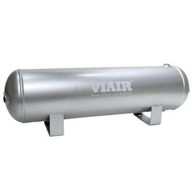 VIAIR 91025 2.5 Gallon Air Tank (Six 1/4in NPT Ports, 150 PSI Rated)
