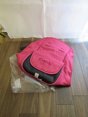 iCandy Peach 3 Fushcia Pink Seat Liner