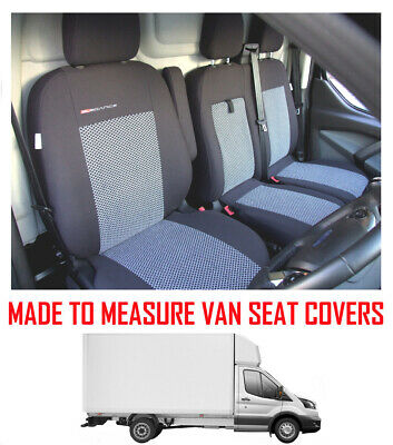 P2 Fully tailored Van seat covers for FORD TRANSIT 2013 on  2+1