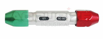 """0.061 - 0.2505"""" Go/No Go Double End Gage Handle for Pin Gages, #3350-0101"""