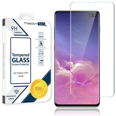 FULL COVER Tempered Glass Screen Protector For Samsung Galaxy S10 S10+ Plus S10e