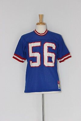 the latest a575b 667b4 VINTAGE AUTHENTIC LAWRENCE Taylor NY Giants MacGregor Sand Knit NFL Jersey  Large
