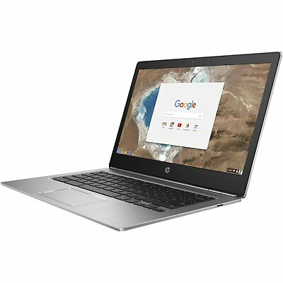 HP Chromebook 13 G1 13.3in. (32GB, Intel Core M, 2.8GHz, 8GB) Ultrabook - Gray …