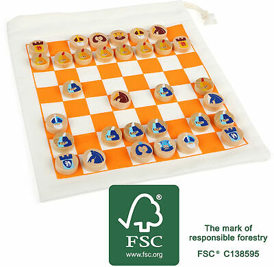 Chess Travel Game - Small Foot - 12021