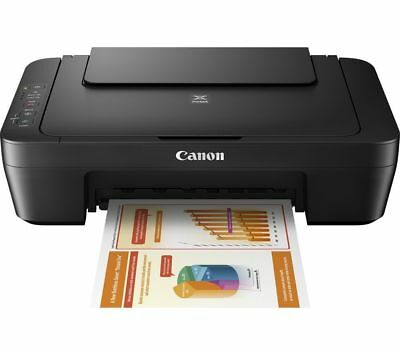 Cheap printer Brand New Canon MG2550S All-in-One scan+copy non wifi - no inks