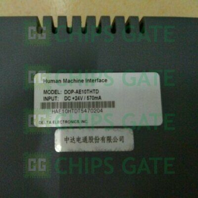 1PCS Used DELTA USED DOP-AE10THTD PLC MODULE DOPAE10THTD Fast Ship