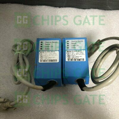 1PCS Used SICK CLV430-6010 In Good Condition Fast Ship