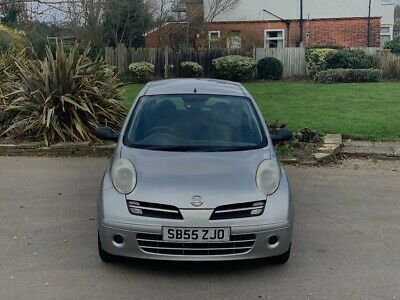 Nissan Micra 1.2 16v S 5dr Automatic 2006, lady owner, FSH, low mileage
